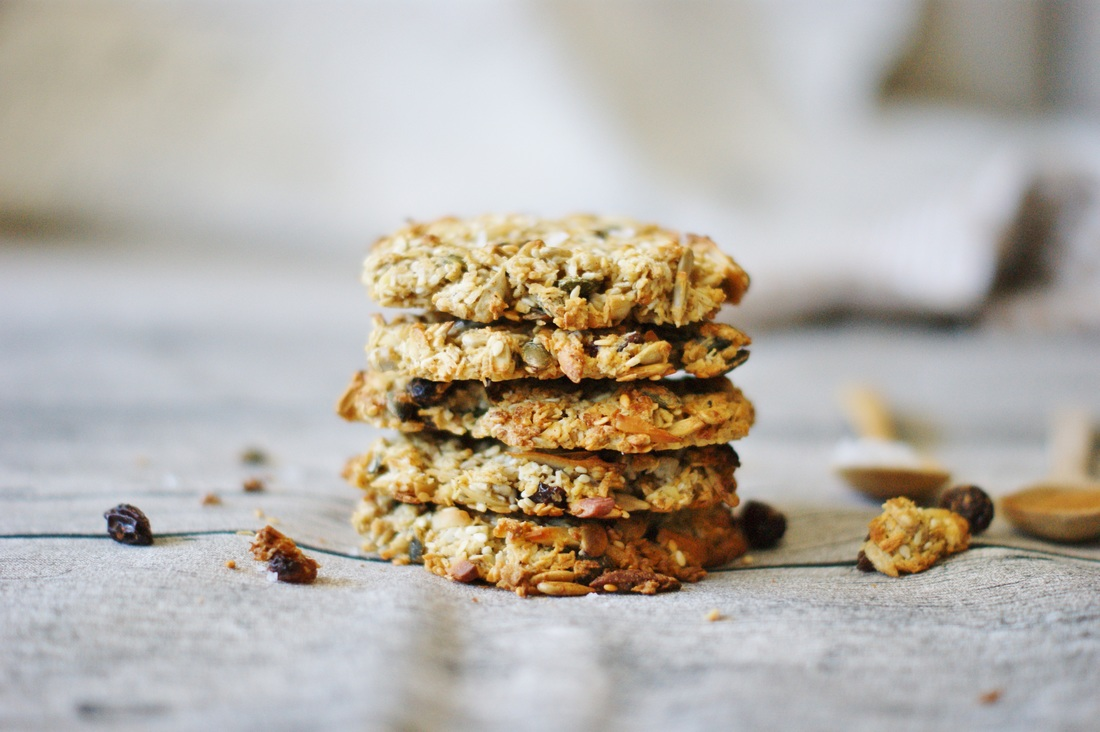 Healthy energy bars by/ myfoordpassion.net